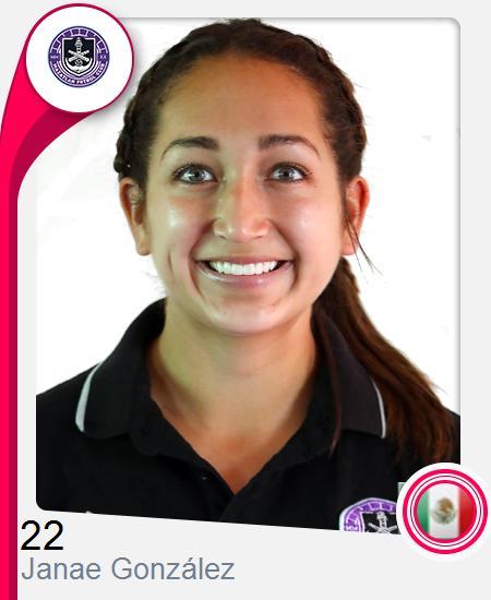 Janae Chantell González Yap