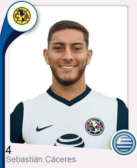 Sebastián Enzo Cáceres Ramos