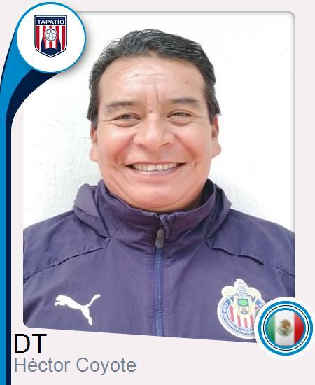 Héctor Alberto Coyote Tapia