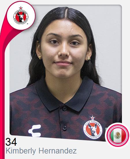 Kimberly Yaramy Hernández Pérez