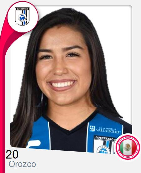 Adriana Orozco Placencia