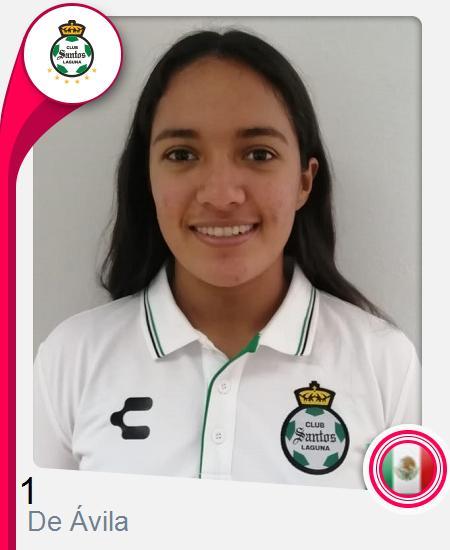 Hannia Alejandra De Avila Rodríguez