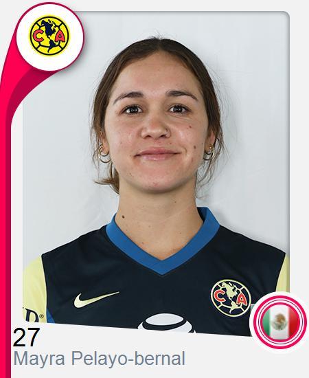 Mayra Pelayo-bernal