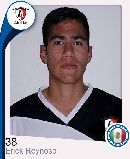 Erick Humberto Reynoso Hernández