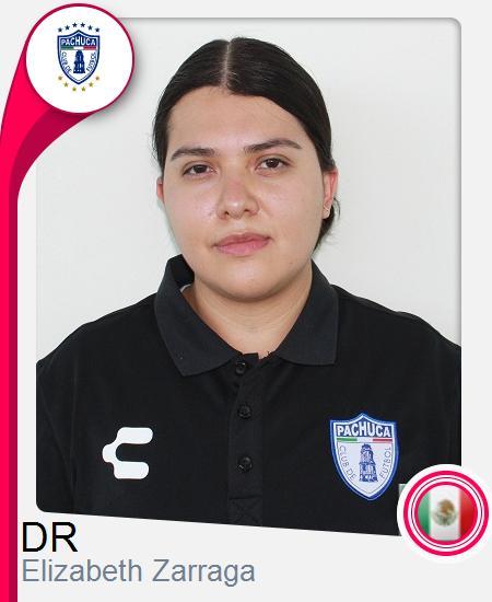 Elizabeth Alejandra Zarraga Cordero
