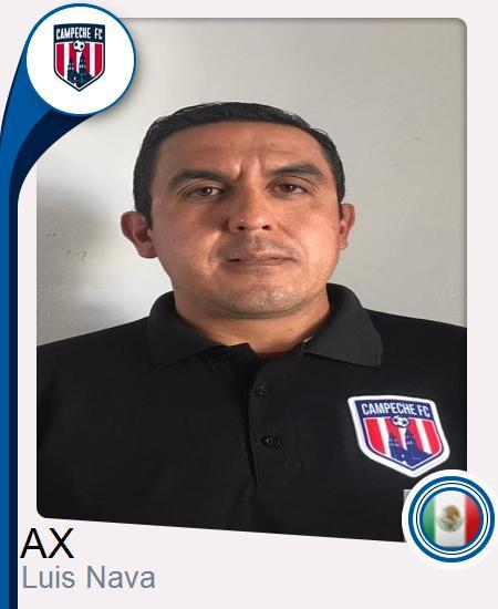Luis Alberto Nava Jiménez