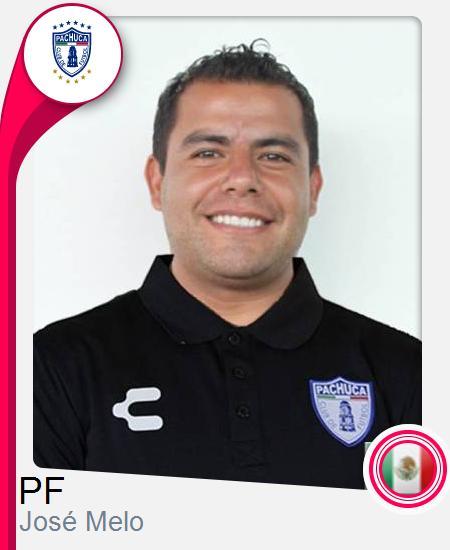 José Luis Melo Garrido