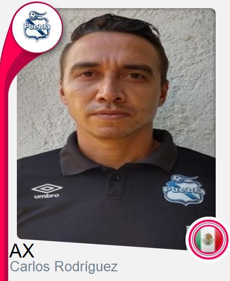Carlos Gerardo Rodríguez Serrano