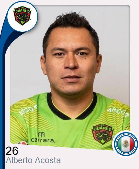 Alberto Joshimar Acosta Alvarado