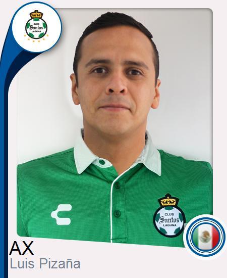 Luis Alejandro Pizaña Chairez