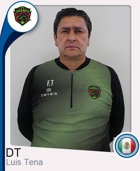 Luis Fernando Tena Garduño