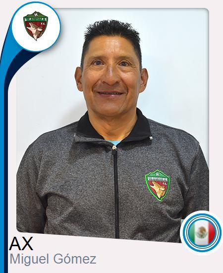 Miguel Ángel Gómez Leyva