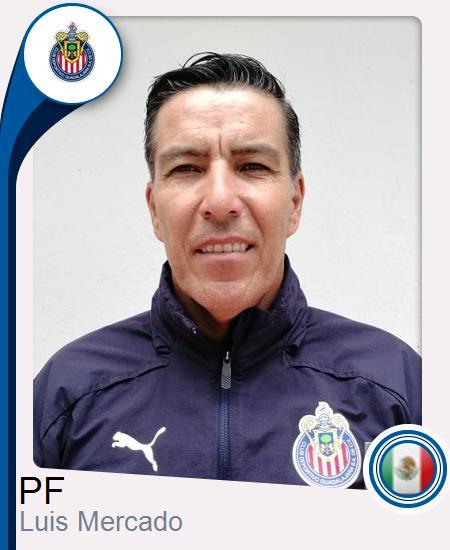 Luis Alberto Mercado Delgado