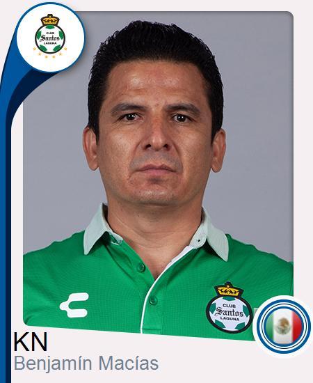 Benjamín Macías Mejía