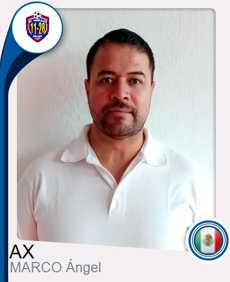 Marco Antonio Ángel Orozco