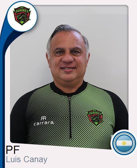Luis Alberto Canay