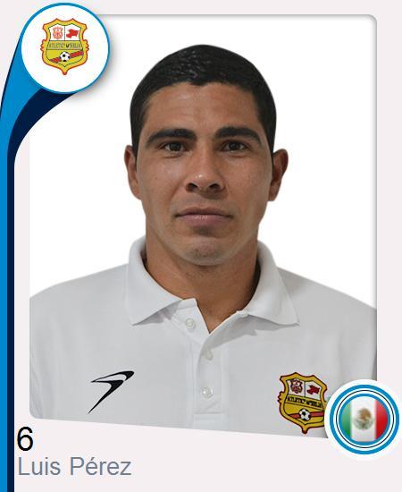 Luis Ernesto Pérez Martínez