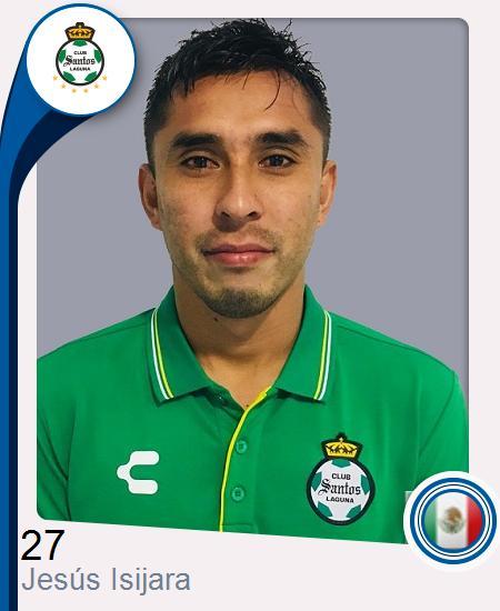 Jesús Antonio Isijara Rodríguez