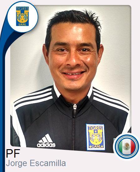 Jorge Escamilla Hernández