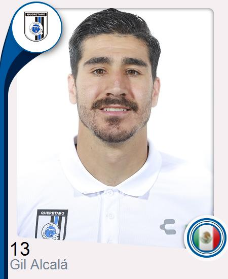 Gil Esaul Alcalá Barba