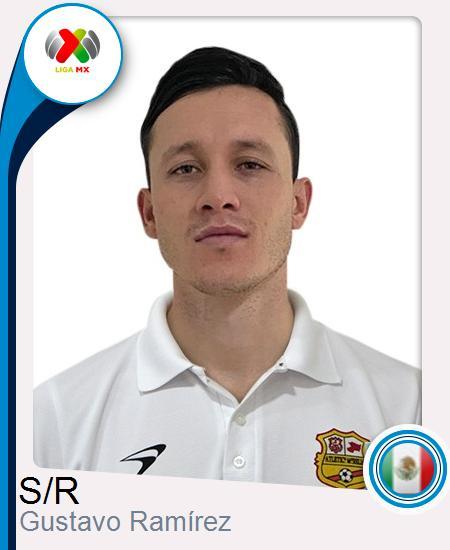 Gustavo Adrián Ramírez Rojas