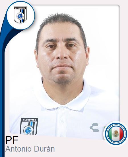 Antonio Alberto Durán Rodríguez