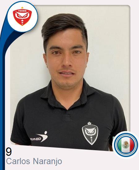 Carlos Daniel Naranjo Cárdenas