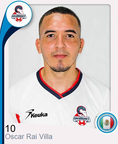 Oscar Rai Villa de los Reyes