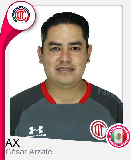 César Humberto Arzate Jaurez