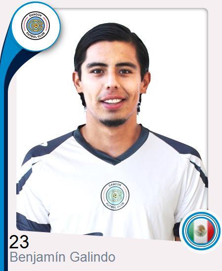 Benjamín Galindo Cruz