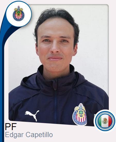 Edgar Rodolfo Capetillo Meléndez
