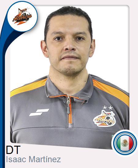 Isaac Elzier Martínez González