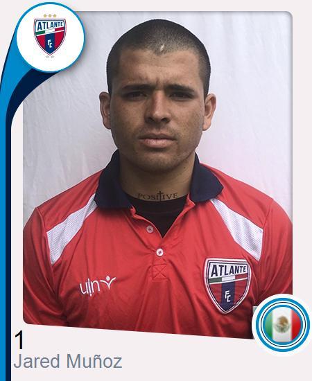 Jared Alberto Muñoz Martínez