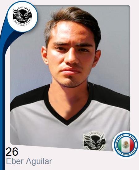 Eber Adrián Aguilar Fonseca