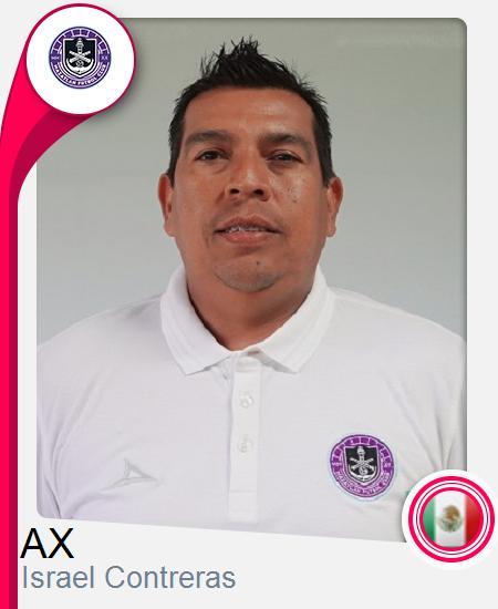 Israel Contreras Silva