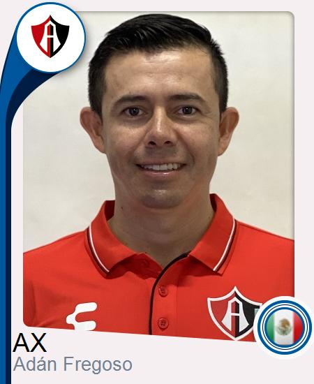 Adán Fregoso Álvarez