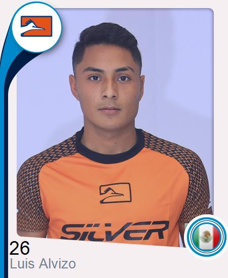 Luis Gerardo Alvizo Silguero