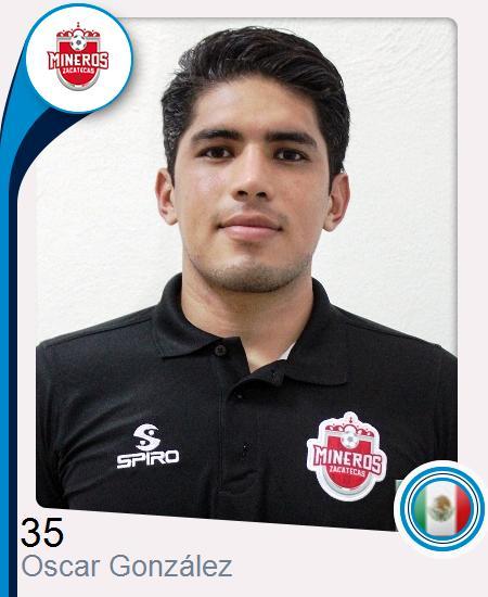 Oscar Asahel González Arriaga