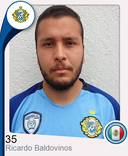 Ricardo Antonio Baldovinos Rojas