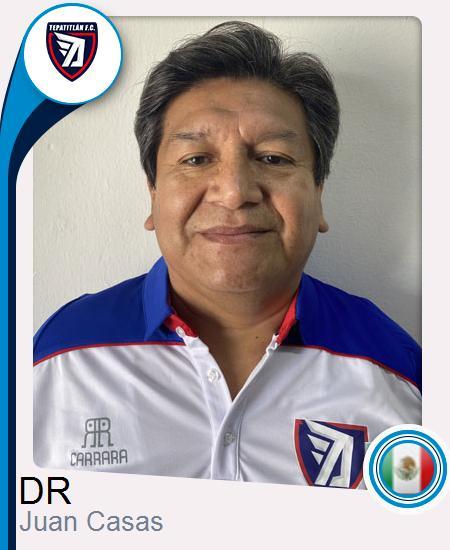 Juan Manuel Casas Chero