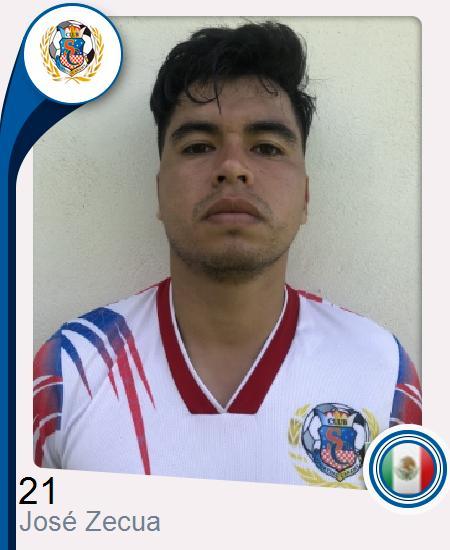 José Brandon Zecua Flores