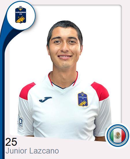 Junior Aniceto Lazcano Torres
