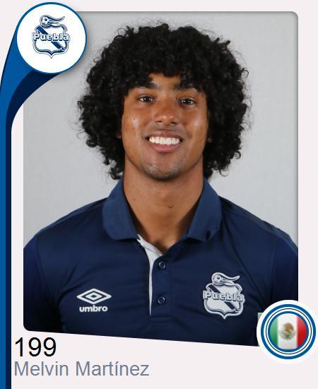 Melvin Junior Martínez Infanzón