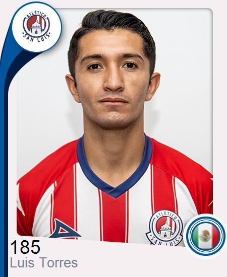 Luis Javier Torres Contreras