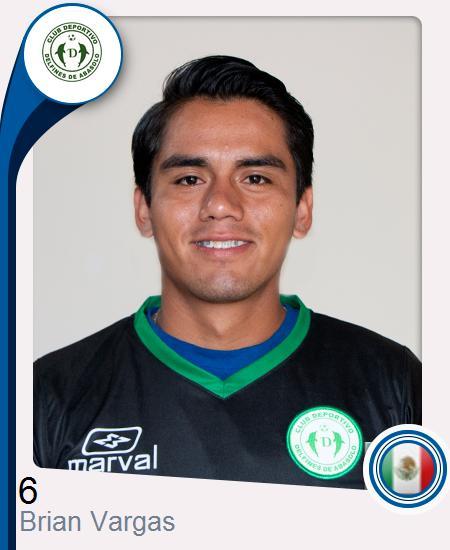 Brian Vargas Arriaga