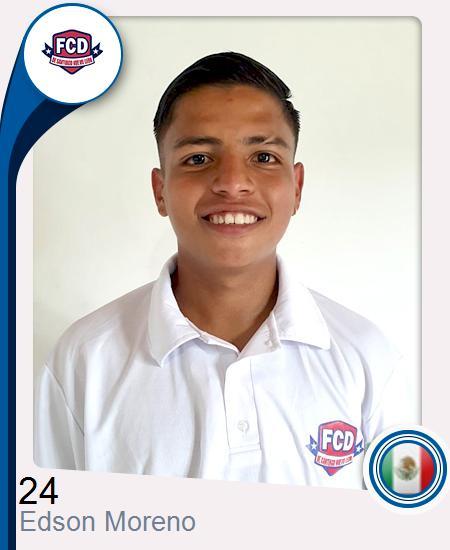 Edson Enrique Moreno Reyna