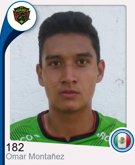 Omar Montañez Ruíz