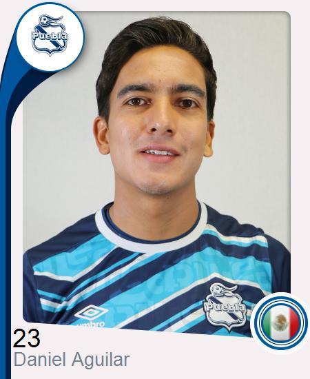 Daniel Aguilar Muñoz