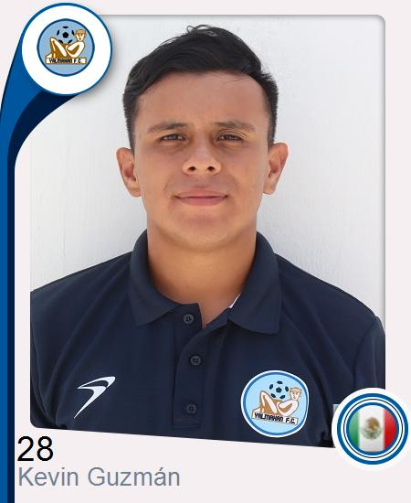 Kevin Uriel Guzmán Vega