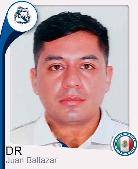 Juan Pablo Baltazar Colio